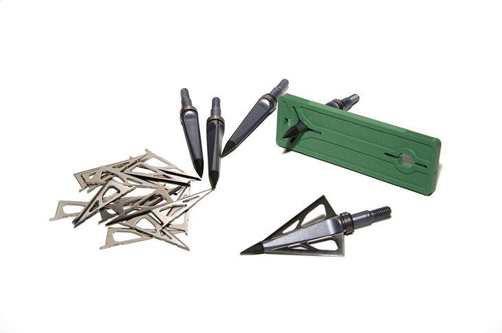 New Set of Broadheads