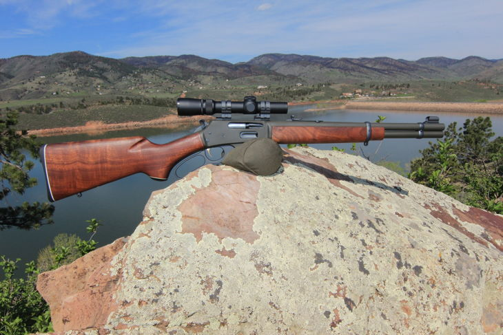 Best Scopes for Marlin 336