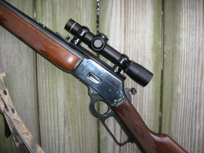 scope for marlin 336