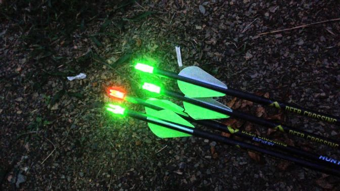 best lighted nock
