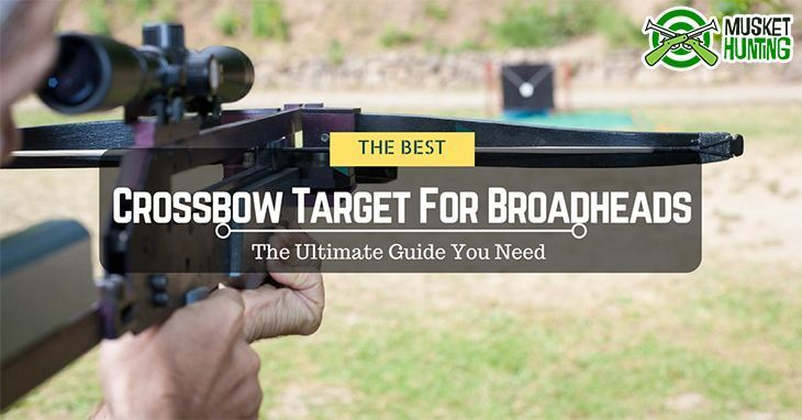 best crossbow target for broadheads