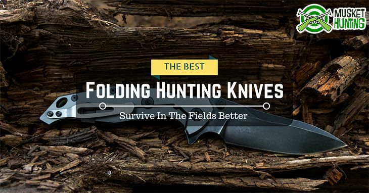 Best Folding Hunting Knives