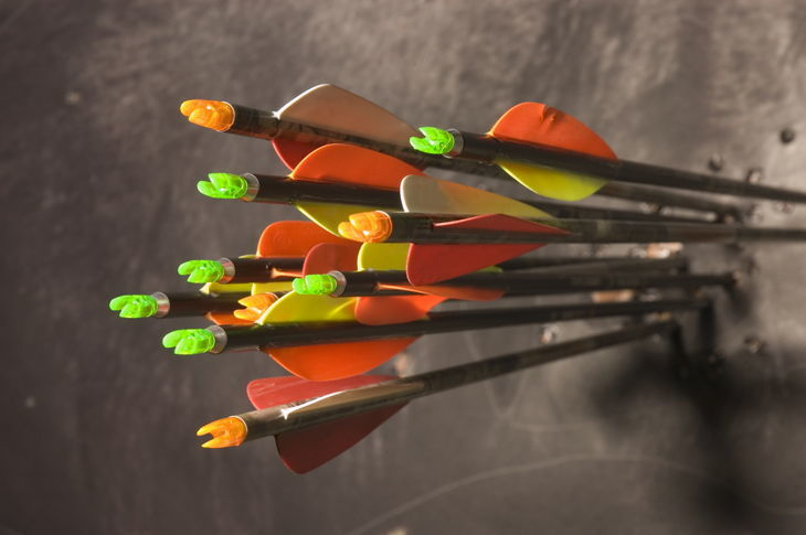 aluminum vs carbon arrows