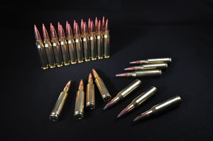 6.5mm Creedmoor vs 7mm-08