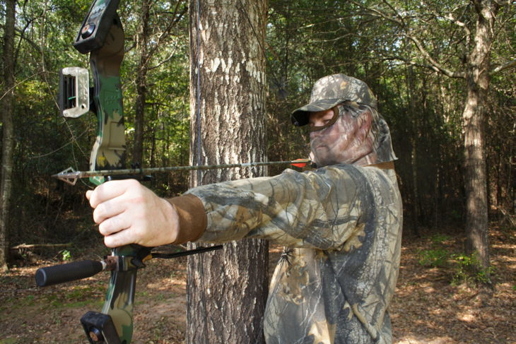 Where to Shoot a Turkey With a Bow