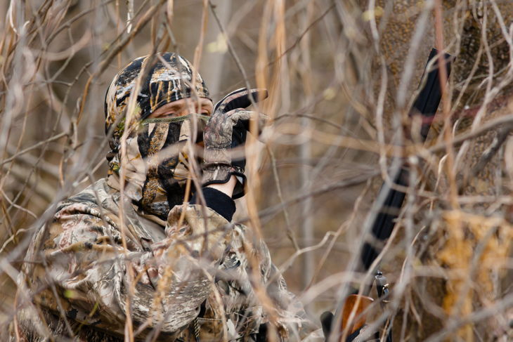 Scent Control For Deer Hunting