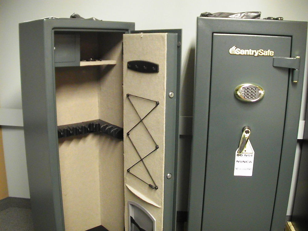 How to Move a Gun Safe