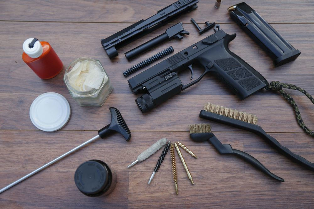 Tips for Gun Cleaning