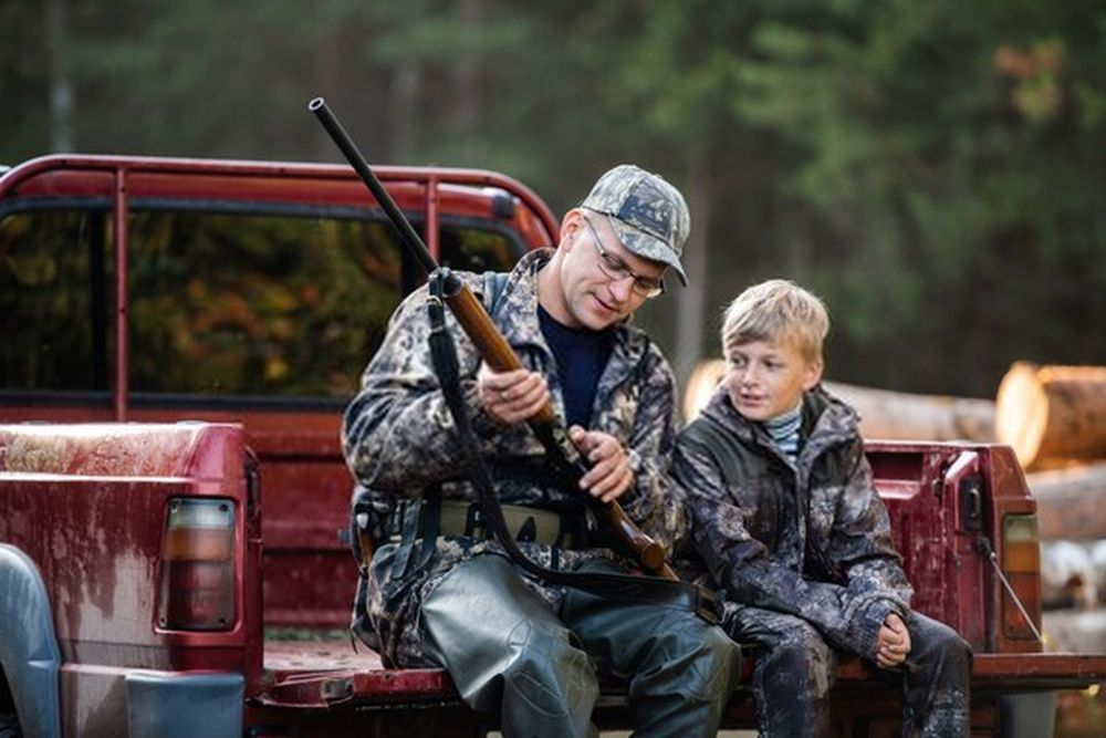 Choosing Your First Hunting Gun