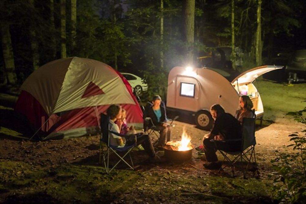 What's The Most Important Gear For Family Camping