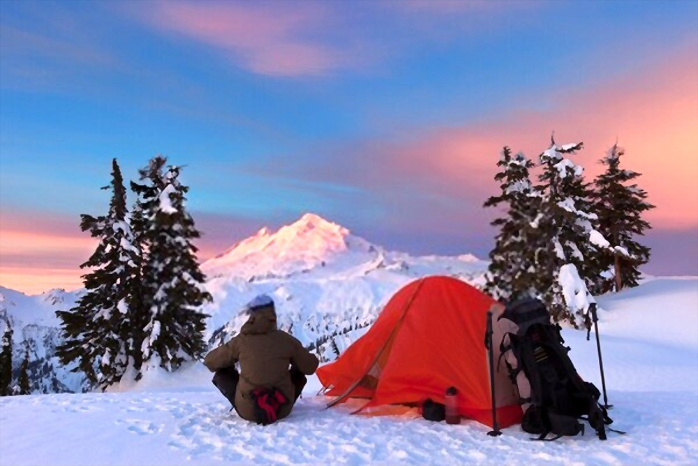 Enjoy Camping In Snow While Taking Care Of 6 Important Tips