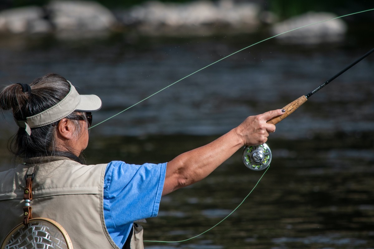 The Right Gear Can Take You From Fly Fishing Amateur To Master