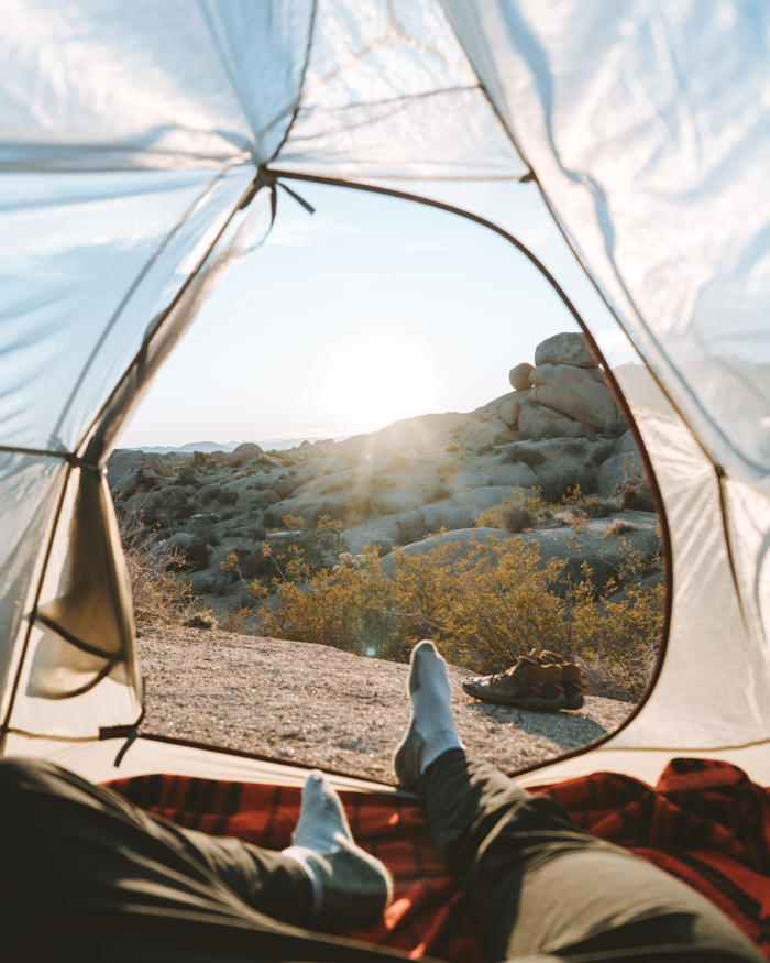 5 Ways To Make Your Camping Trip More Comfortable