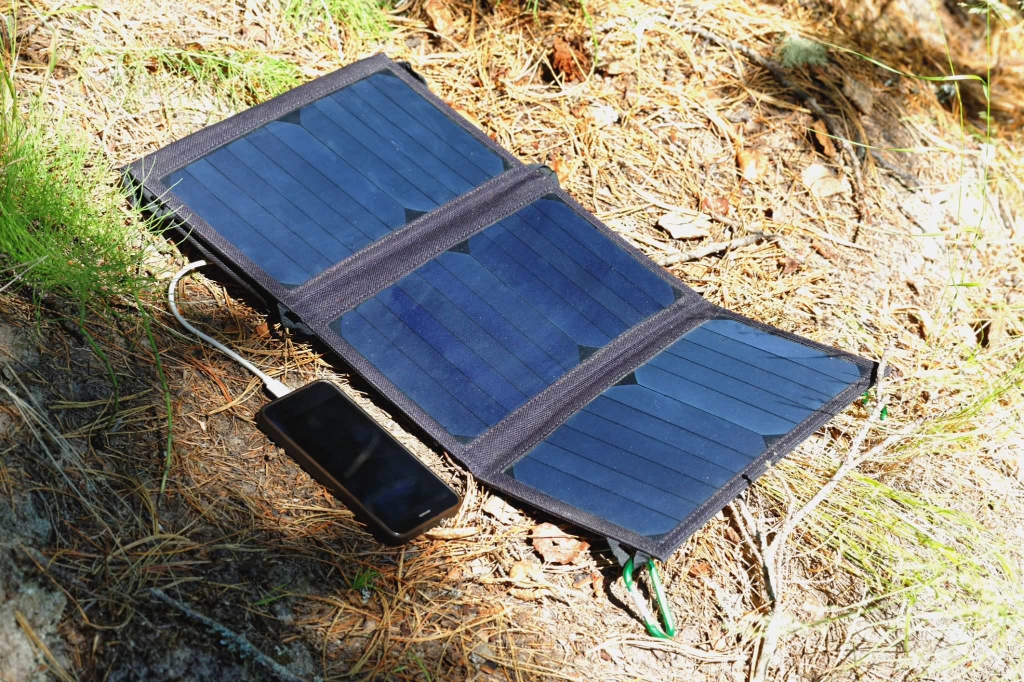 Solar Chargers And Portable Power