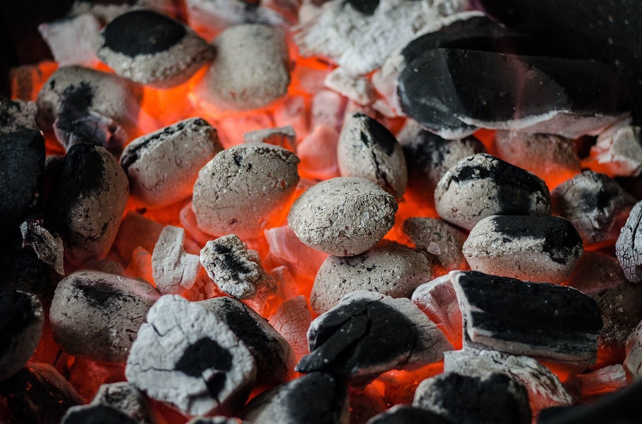 A hotbed of coal