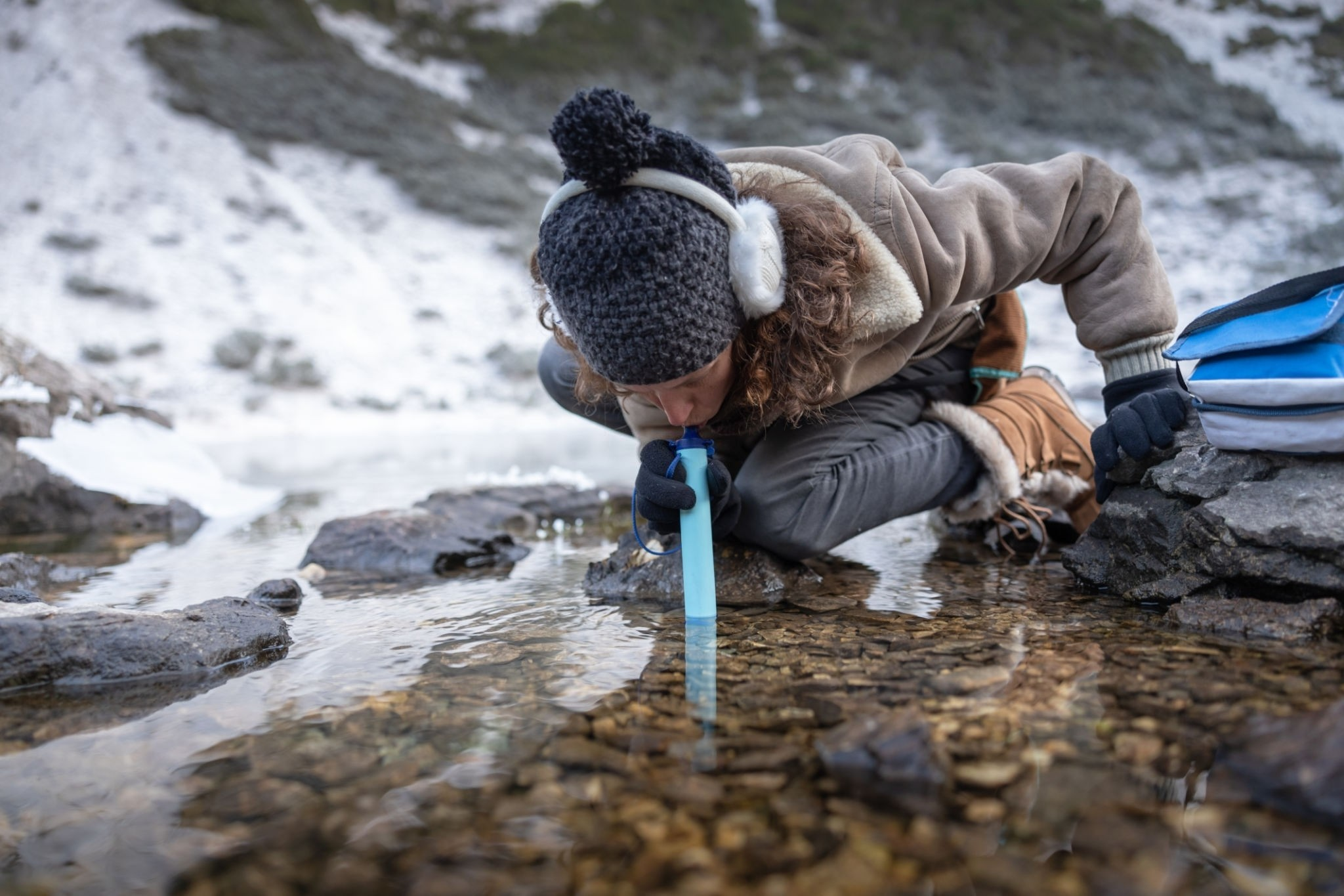 Water Filtration Tips from Preppers