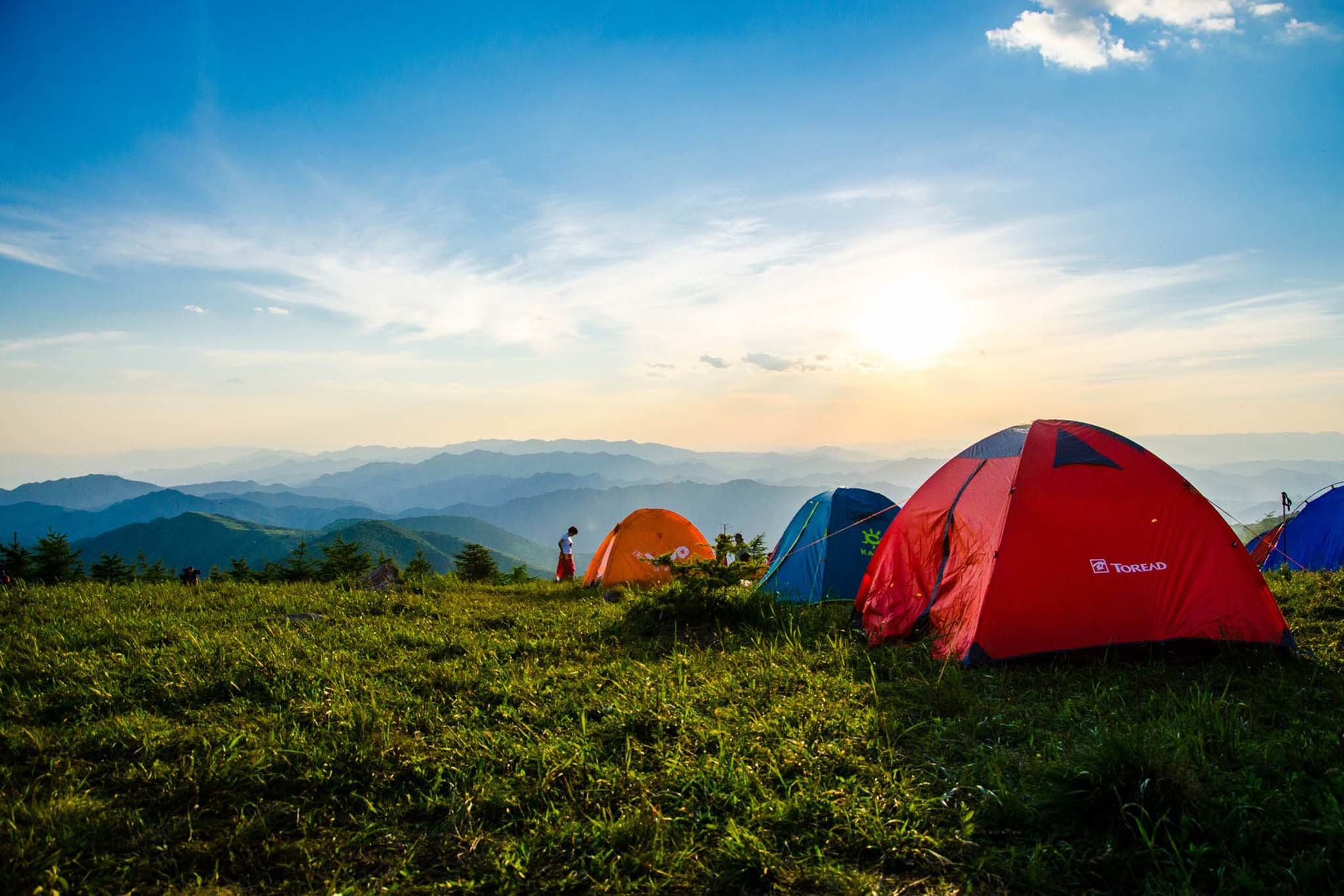 4 Crucial Things to Consider While Camping at High Altitudes